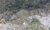 Nghệ An: Một lao động tử vong do nổ mìn khai thác đá