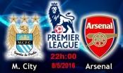 Toàn cảnh Man City - Arsenal: Dấu ấn ngôi sao