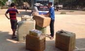 CSGT Nghệ An bắt giữ 4.800 cây pháo sáng
