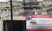 """Quảng Ninh: Tạm dừng hoạt động của tàu du lịch """"chặt chém"""" du khách"""