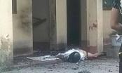 Bắc Giang: Nghi án chồng giết vợ rồi ôm mìn tự sát?