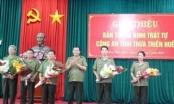 Công an tỉnh Thừa Thiên - Huế ra mắt bản tin An ninh trật tự