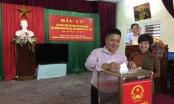 Sao Việt hào hứng đi bầu cử Đại biểu Quốc hội khóa XIV