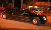 Chiêm ngưỡng đoàn xe chở Tổng thống Obama về khách sạn Marriott