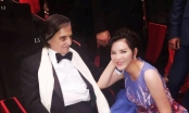Lý Nhã Kỳ thân thiết với huyền thoại điện ảnh Pháp ở bế mạc LHP Cannes