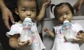 Trường mầm non nghi dùng sữa giả khiến hàng trăm trẻ sưng mắt, chảy máu mũi