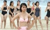 """""""Nấm lùn"""" Nguyễn Thị Kiều Trang chinh phục hoàn toàn GK Vietnam's Next Top Model"""