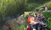 Hà Nội: Phát hiện nam thanh niên tử vong bên cạnh chiếc xe phân khối lớn