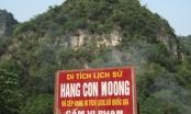 Thanh Hóa: Quy hoạch di tích hang Con Moong