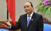 Thủ tướng Nguyễn Xuân Phúc nhấn mạnh về kinh tế vĩ mô