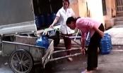 """Bệnh viện Tâm thần TW1 cho bệnh nhân uống nước """"sạch""""?"""