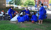 Hà Nội: Người dân chống chọi với cái nóng đầu hè
