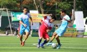 Tưng bừng khai mạc Giải bóng đá báo chí miền Trung lần thứ 3