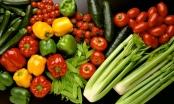 Nhiều loại rau quả Trung Quốc dương tính với thuốc bảo quản
