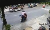 Đà Nẵng: Bắt 2 tên cướp giật túi xách táo tợn giữa trung tâm