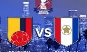 Toàn cảnh Colombia vs Paraguay: Vé tứ kế cho Colombia