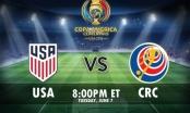 Toàn cảnh Costa Rica vs Mỹ: Chủ nhà tràn trề cơ hội vào tứ kết