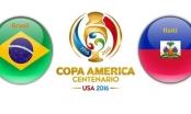 Toàn cảnh Brazil vs Haiti: Cơn mưa bàn thắng
