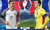 Toàn cảnh Pháp vs Romania: Kịch tính đến phút cuối