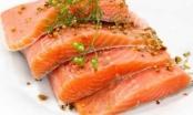 Khẩn cấp thu hồi cá hồi nhiễm khuẩn gây viêm màng não