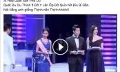 Clip: Hoa hậu Thu Vũ hỏi bằng tiếng Anh khiến cả sân khấu... đơ ra vì không hiểu nổi!