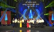 Lễ trao giải Báo chí Quốc gia: Báo Pháp luật Việt Nam đoạt 2 giải