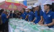 Nghệ An: 2.300 suất cơm miễn phí tiếp sức thí sinh trong ngày thi đầu tiên