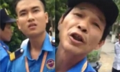 Vụ xe cứu thương bị cản trở tại Bệnh viện Nhi TW: Xuất hiện clip mới ghi lại sự việc