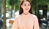 Ngắm Hoa hậu Đặng Thu Thảo khoe nét đẹp trong veo dưới nắng