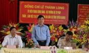 Bộ Trưởng Lê Thành Long làm việc tại Tuyên Quang: Ngành Tư pháp và THADS cần chủ động tham gia công tác địa phương
