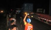 Thanh Hóa: 4 xe đầu kéo tông liên hoàn, đường Hồ Chí Minh ùn tắc cục bộ