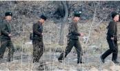 Lính Triều Tiên và Trung Quốc đấu súng tại khu vực biên giới