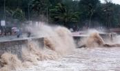 Bão số 2 giật cấp 15, đề phòng lũ quét sạt lở đất ở Quảng Ninh