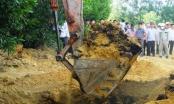 Bùn thải bị chôn lấp của FORMOSA tại Kỳ Anh chứa chất thải nguy hại