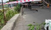 Hố tử thần xuất hiện giữa trung tâm Sài Gòn