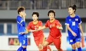 Trực tiếp giải vô địch ĐNA: Nữ Việt Nam vs Nữ Thái Lan