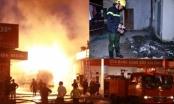 Vụ cháy cây xăng tại Quảng Ninh: Nguyên nhân do việc đốt vàng mã