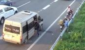 Bản tin Giao thông Plus ngày 10/8/2016: Ô tô vô tư bắt khách trên cao tốc Hà Nội - Bắc Giang