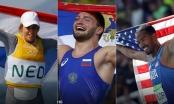 Bảng tổng sắp huy chương Olympic 2016 ngày 18/8: Đoàn Thể thao Mỹ gia tăng khoảng cách với Top 2