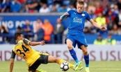 Trực tiếp Leicester City - Arsenal: Bất phân thắng bại (KT)