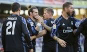 Sociedad vs Real Madrid: Bale tỏa sáng