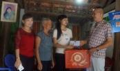 Qũy nhịp cầu Plus chắp cánh ước mơ cho cô học sinh nghèo xứ Nghệ đến giảng đường