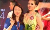 Lộ ảnh tân Hoa hậu từng tháp tùng Kỳ Duyên đi thi 2 năm trước