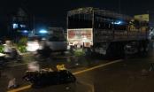 Bình Dương: Tránh vũng nước, một người bị xe tải cán chết