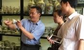 Mang gốm sứ tâm linh cổ truyền Bát Tràng đến với gia đình Việt