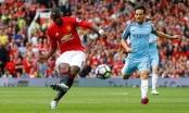 Trực tiếp Man Utd vs Man City: Nỗ lực vô vọng (KT)