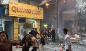 Video: Cháy lớn Nguyễn Khang chân dài chạy tán loạn