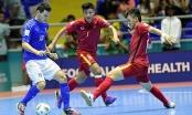 Futsal Việt Nam 0-2 Fusal Italia (World Cup 2016)