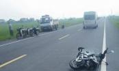 Ninh Bình: Phó Công an huyện Kim Sơn gây tai nạn chết người