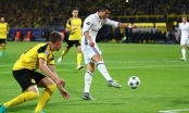 Dortmund vs Real Madrid: Cao trào kịch tính